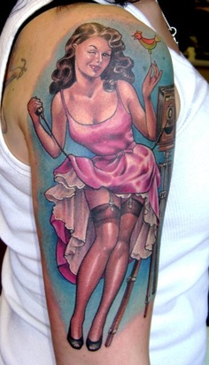 Site rencontre pin up