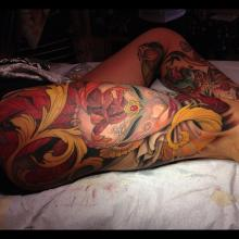 jeff gogue séminaire tatouage avignon