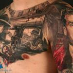 tatouage_gangster_auvergne_meilleur_tatoueur_cantal