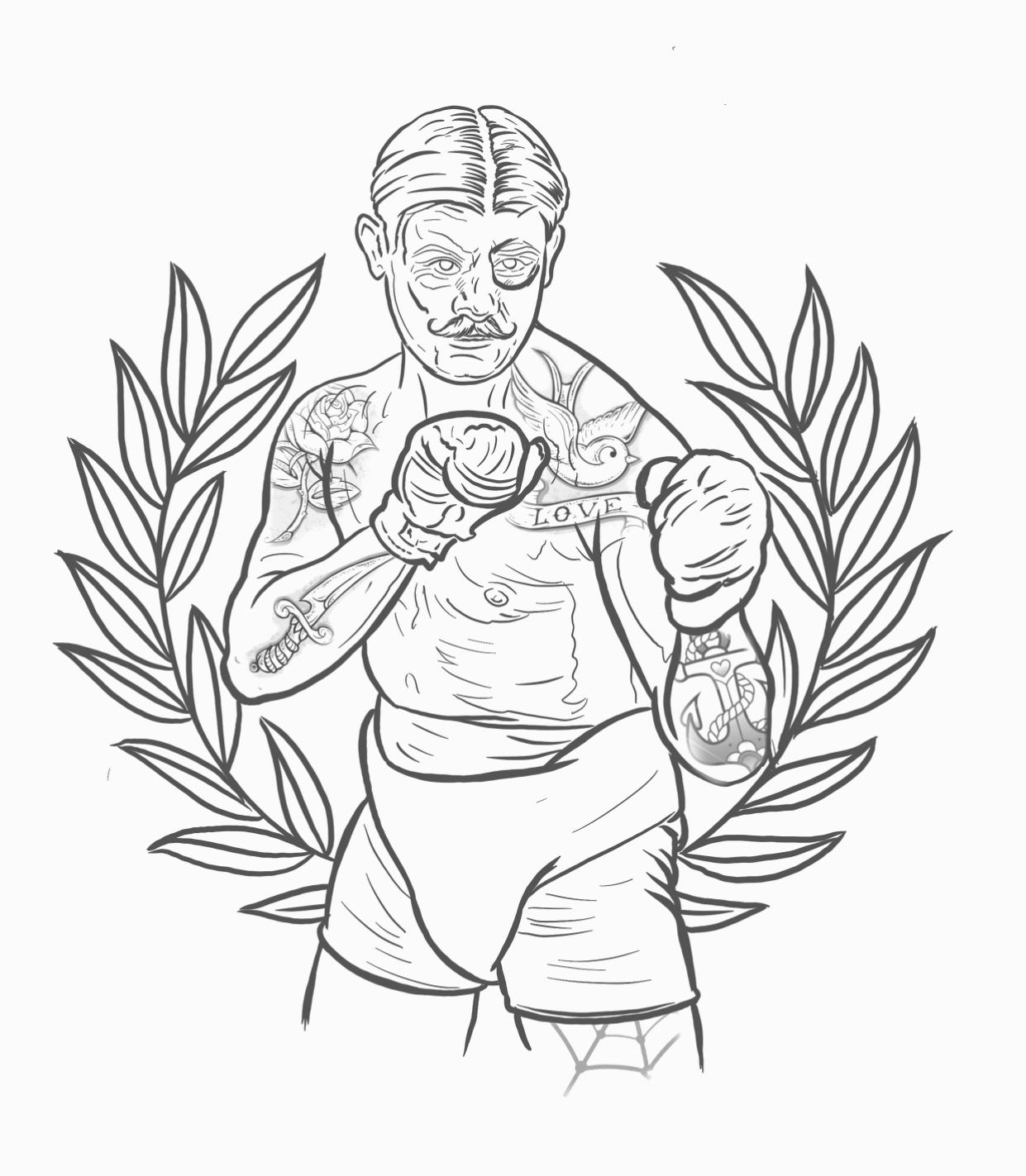 tatouage-boxe-anglaise-tatoueur-stephane-chaudesaigues